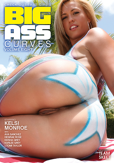 Big Ass Curves 8 cover