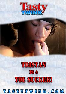 Tristan Is A Toe Sucker cover