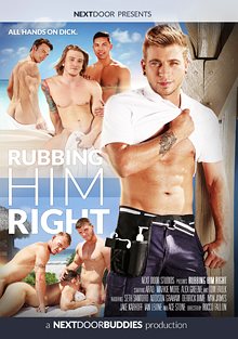 Rubbing Him Right cover
