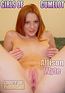 Girls Of Cumelot: Allison Wyte