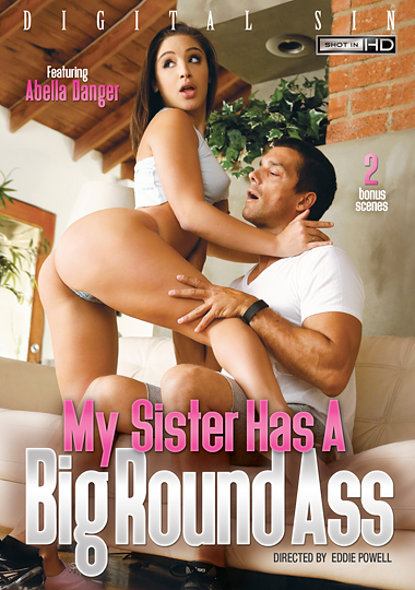 My Sister Has A Big Round Ass cover