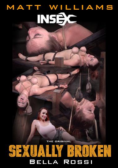 Sexually Broken: Bella Rossi cover