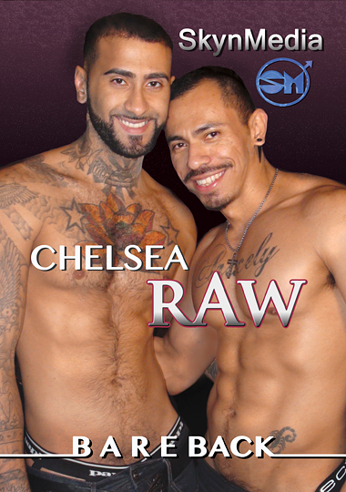 Chelsea Raw cover