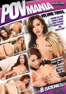 POV Mania 3 cover
