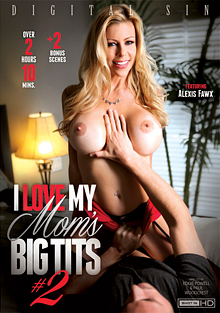 I Love My Mom's Big Tits 2 cover