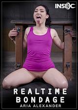 Realtime Bondage: Aria Alexander