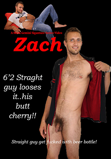 Signature Series: Zach cover