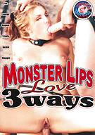 Monster Lips Love 3ways