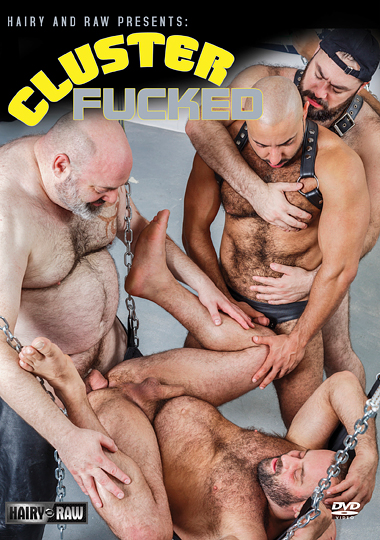 Cluster Fucked cover