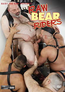 Raw Bear Riders cover