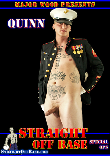 Straight Off Base: Special Ops Quinn cover