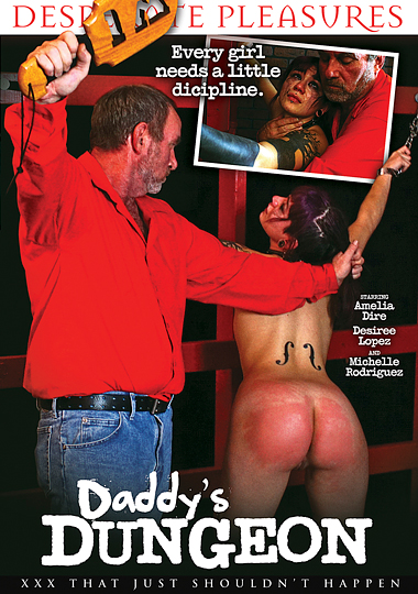 Daddy's Dungeon cover