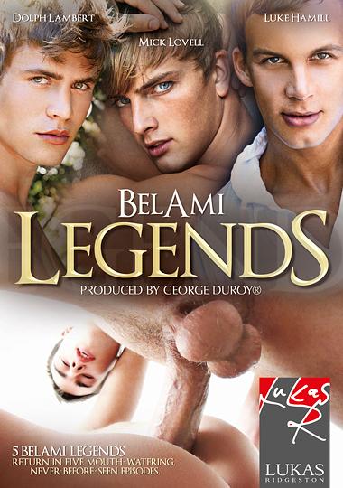 Belami Legends cover