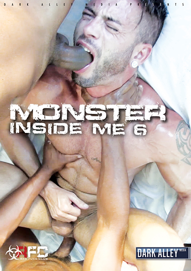 A Monster Inside Me 6 cover