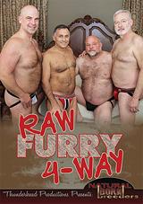 Raw Furry 4-Way