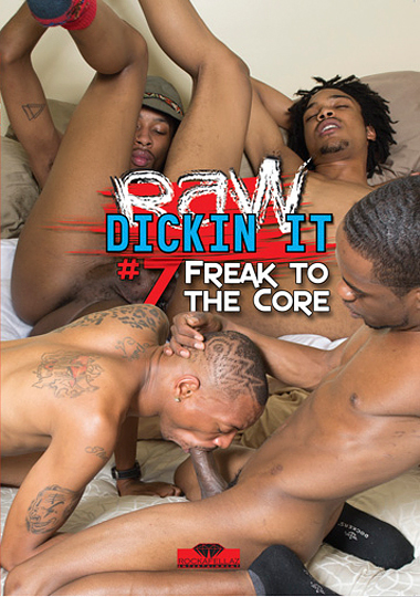 Raw Dickin It 7: Freak To The Core cover