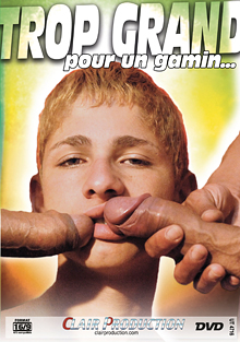 Trop Grand Pour Un Gamin cover