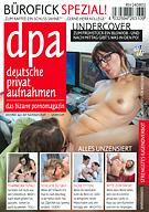 Deutsche Privataufnahmen: Das Bizarre Porno Magazin: Burofick Spezial