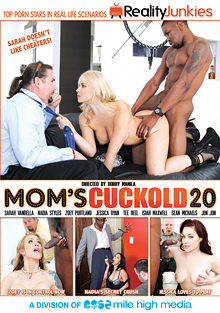 Mom's Cuckold 20 cover