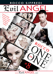 Rocco One On One 8 cover