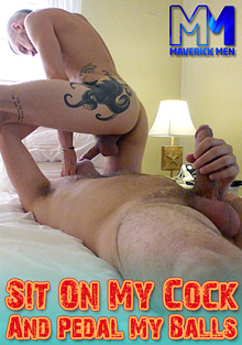 Sit On My Cock And Pedal My Balls cover