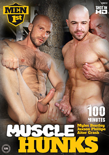 Muscle Hunks cover