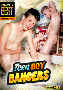 Teen Boy Bangers cover
