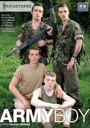 ArmyBoy Cover Front