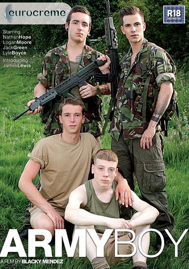 ArmyBoy cover
