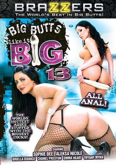 Big Butts Like It Big 13 cover