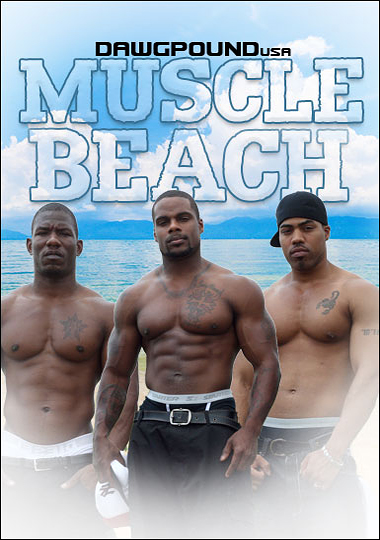 Muscle Beach cover