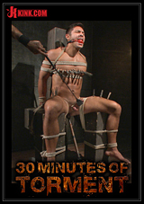 30 Minutes Of Torment: Seth Santoro - Beaten, Fucked And Beaten Again