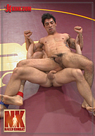 Naked Kombat: Chris Burke Goes Balls To The Wall With Jackson Fillmore