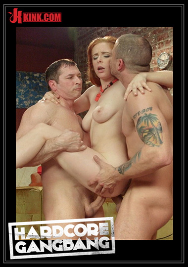 Hardcore Gangbang: No Lifeguard On Duty: Penny Pax Gets Pounded By 5 Cocks cover