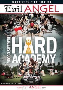 Rocco Siffredi Hard Academy cover