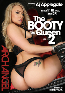 The Booty Queen 2 cover