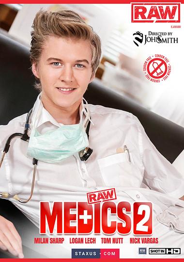 Raw Medics 2 cover
