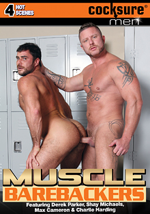 Muscle Barebackers cover