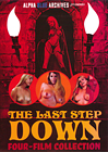 The Last Step Down Four-Film Collection: Teenage Nympho