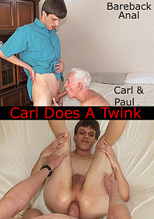 Carl Does A Twink cover