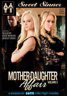 Mother-Daughter Affair 3 cover