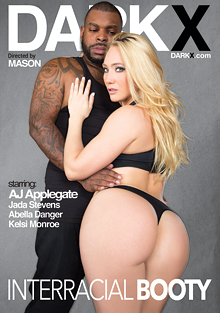 Interracial Booty cover