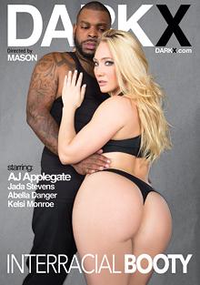 Interracial Booty cover