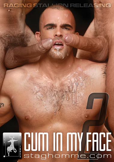 Cum in My Face 2 Cover Front