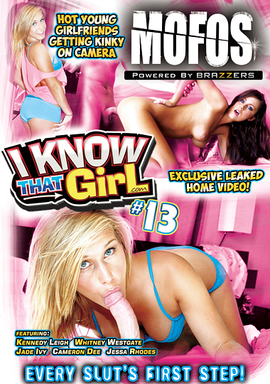 I Know That Girl 13 cover