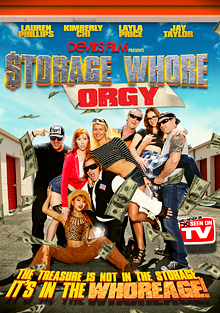 Storage Whore Orgy cover