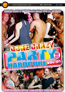Party Hardcore: Gone Crazy cover
