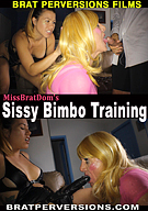 Sissy Bimbo Training