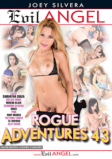 Rogue Adventures 43 cover
