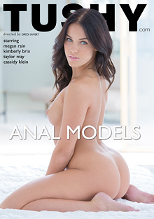 Anal Models cover